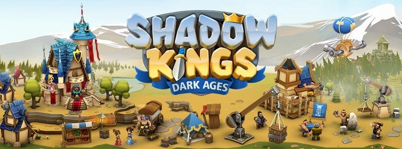 Goodgame Shadow Kings the Dark Ages